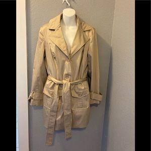 Women's jacket/Trench Coat NWT Size 14